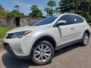Toyota RAV4 2013 White   Cars for sale in Lagos State, Isolo