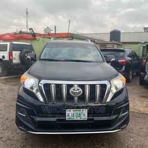 Toyota Land Cruiser Prado 2018 Black | Cars for sale in Lagos State, Ogba