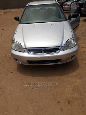 Honda Civic 2000 Silver | Cars for sale in Bauchi State, Bauchi LGA