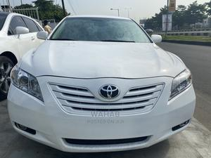 Toyota Camry 2008 3.5 LE White | Cars for sale in Lagos State, Ilupeju