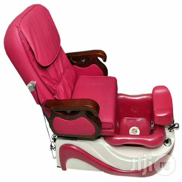 Pedicure Seat With Massage 9837
