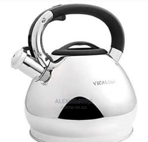 4 Litres Whistling Kettle | Kitchen & Dining for sale in Abuja (FCT) State, Kubwa