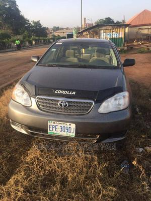 Toyota Corolla 2004 Gray   Cars for sale in Oyo State, Oluyole