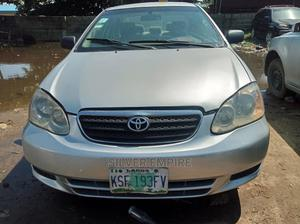 Toyota Corolla 2006 LE Silver   Cars for sale in Lagos State, Amuwo-Odofin