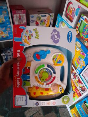 Baby Learning Educational Table   Toys for sale in Lagos State, Amuwo-Odofin