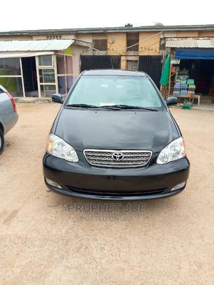 Toyota Corolla 2008 1.8 LE Black | Cars for sale in Lagos State, Ikotun/Igando