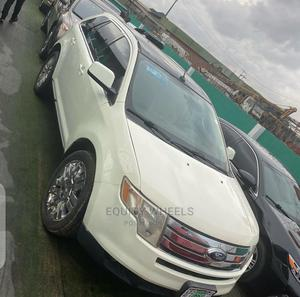 Ford Edge 2008 SE 4dr AWD (3.5L 6cyl 6A) White | Cars for sale in Lagos State, Ogba