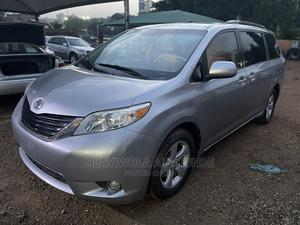 Toyota Sienna 2011 LE 7 Passenger Silver   Cars for sale in Abuja (FCT) State, Central Business Dis