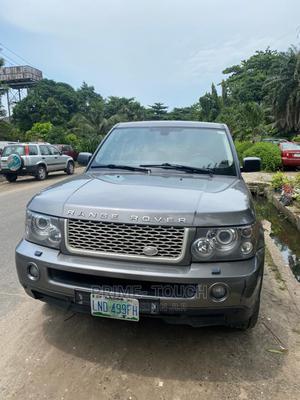 Land Rover Range Rover Sport 2008 4.2 V8 SC Gray | Cars for sale in Lagos State, Surulere