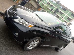 Lexus RX 2010 350 Black   Cars for sale in Lagos State, Amuwo-Odofin