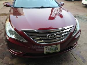 Hyundai Sonata 2013 Red | Cars for sale in Abuja (FCT) State, Gwarinpa
