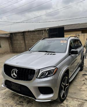 Mercedes-Benz GLS-Class 2019 Silver | Cars for sale in Lagos State, Ikeja