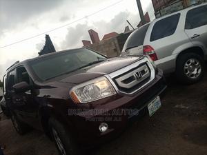 Honda Pilot 2009 Red | Cars for sale in Lagos State, Ikeja
