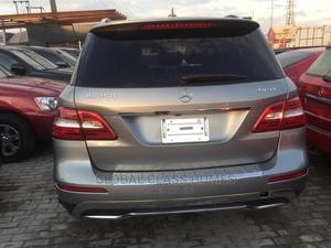 Mercedes-Benz M Class 2013 ML 350 4Matic Gray | Cars for sale in Lagos State, Lekki