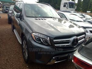 Mercedes-Benz GLS-Class 2017 Gray   Cars for sale in Abuja (FCT) State, Garki 2