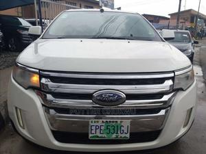 Ford Edge 2011 White   Cars for sale in Lagos State, Isolo