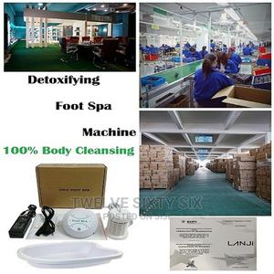 Detox Machine With Ionic Foot Spa In-Door Use | Tools & Accessories for sale in Abuja (FCT) State, Maitama