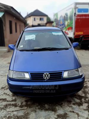 Volkswagen Sharan 1999 Blue | Cars for sale in Lagos State, Ifako-Ijaiye