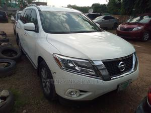 Nissan Pathfinder 2015 White | Cars for sale in Abuja (FCT) State, Central Business Dis