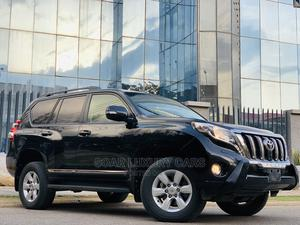 Toyota Land Cruiser Prado 2016 Black | Cars for sale in Abuja (FCT) State, Central Business Dis