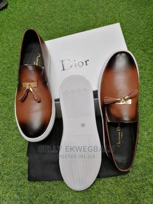 Brown Dior Shoes | Shoes for sale in Lagos State, Apapa
