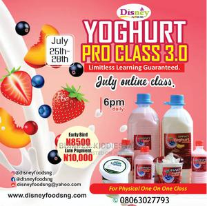 Professional Yoghurt Masterclass | Classes & Courses for sale in Lagos State, Alimosho
