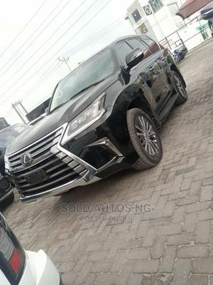 Lexus LX 2016 570 (5 Seats) AWD Black   Cars for sale in Lagos State, Lekki
