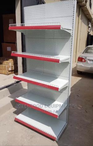 Supermarket Shelf Single Side   Store Equipment for sale in Delta State, Warri