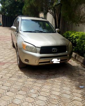 Toyota RAV4 2007 Limited 4x4 Gold   Cars for sale in Enugu State, Enugu