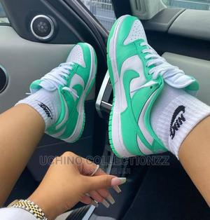 *Nike Dunk Low Sp White/Green   Shoes for sale in Lagos State, Lagos Island (Eko)