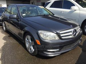 Mercedes-Benz C300 2010 Gray | Cars for sale in Lagos State, Surulere