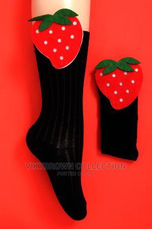 Kids Girl Long Toddler Knee Socks | Children's Clothing for sale in Lagos State, Alimosho