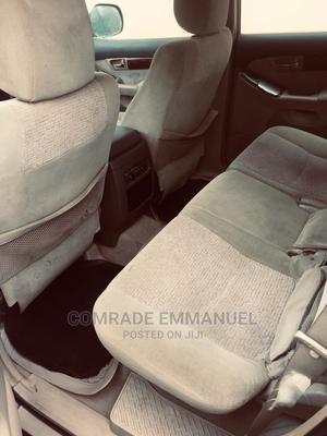 Toyota Land Cruiser Prado 2004 4.0 V6 5dr Black | Cars for sale in Abuja (FCT) State, Katampe