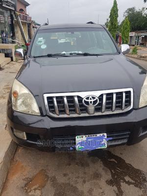 Toyota Land Cruiser Prado 2007 Black   Cars for sale in Lagos State, Magodo