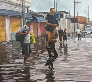 My Street, My Stream   Arts & Crafts for sale in Lagos State, Ojo