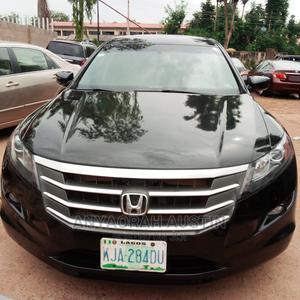Honda Accord CrossTour 2010 Black | Cars for sale in Enugu State, Enugu