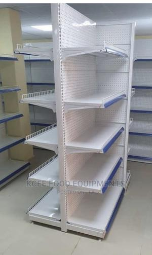 Supermarket Shelf Double Sides   Store Equipment for sale in Abuja (FCT) State, Wuse