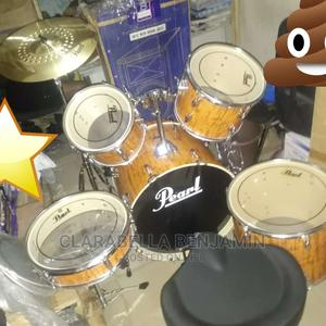 Pearl Drum 5 Set | Musical Instruments & Gear for sale in Lagos State, Ikeja
