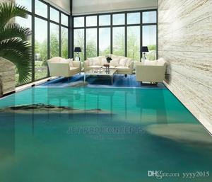 Water Effect 3D Epoxy | Wedding Venues & Services for sale in Lagos State, Lekki