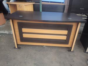Excutive Office Table Strong Wood   Furniture for sale in Lagos State, Shomolu
