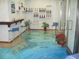 3D Epoxy Floor Finishing   Wedding Venues & Services for sale in Lagos State, Ajah