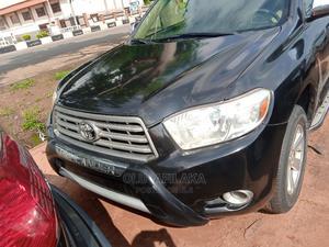 Toyota Highlander 2012 Limited Black | Cars for sale in Benue State, Makurdi