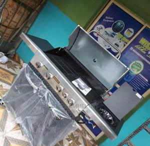Higg Quality Barbecue Grill | Restaurant & Catering Equipment for sale in Lagos State, Ojo