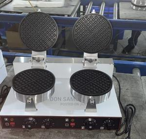 2 Burners Waffle Maker   Restaurant & Catering Equipment for sale in Lagos State, Ojo