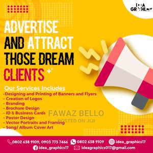 Web Designer and Graphics Designer | Computing & IT CVs for sale in Lagos State, Ikorodu