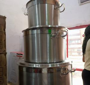 Industrial Commercial Cooking Pot | Restaurant & Catering Equipment for sale in Lagos State, Ojo