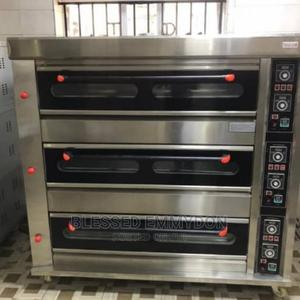 High Quality and Durable 9 Tray Gas Oven for Baking | Industrial Ovens for sale in Lagos State, Ikeja