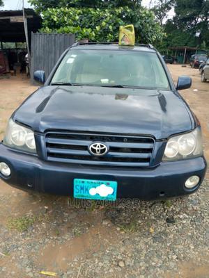 Toyota Highlander 2002 Limited V6 FWD Blue   Cars for sale in Rivers State, Port-Harcourt