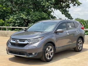 Honda CR-V 2018 Gray | Cars for sale in Abuja (FCT) State, Central Business Dis