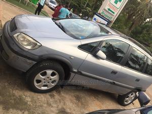 Opel Zafira 2003 Gray   Cars for sale in Lagos State, Ojodu